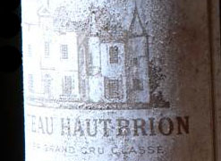 Haut Brion Label