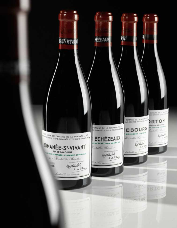 premium fine wine