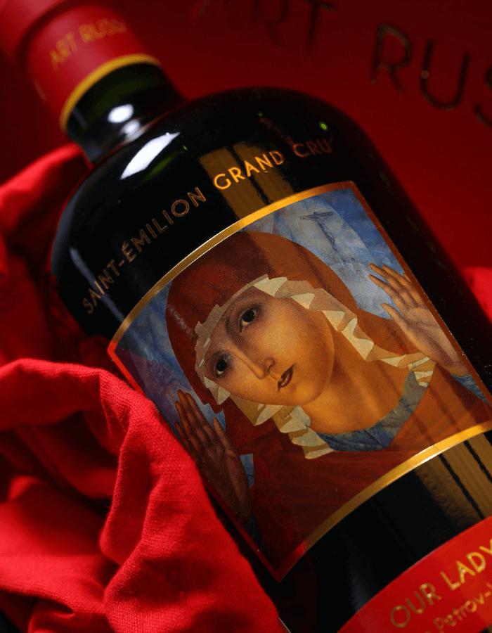art russe wine